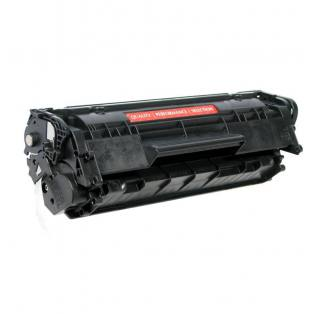 Συμβατό Toner Hp Q2612A Black