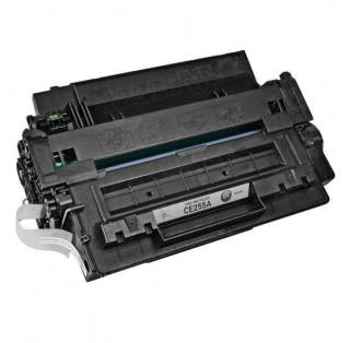 Συμβατό Toner Hp CE255A Black