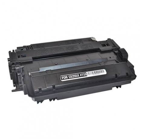 Συμβατό Toner Hp CE255X Black