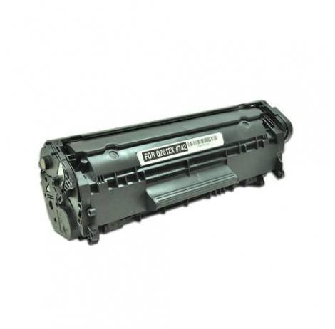 Συμβατό Toner Hp Q2612X Black