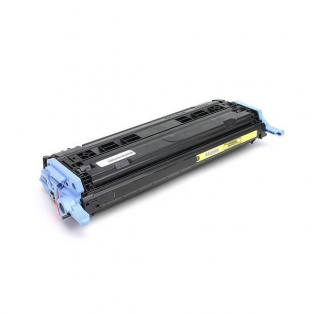 Q6002A Συμβατό Toner Hp 124A Yellow