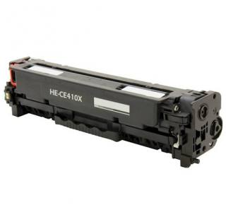 Συμβατό Toner Hp CE410X Black