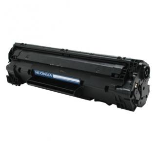 Συμβατό Toner Hp CB436A Black