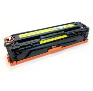 Συμβατό Toner Hp CF212A Yellow